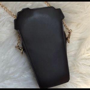 SHEIN Bags - New Coffee Shaped Novelty Crossbody Bag Purse